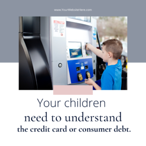 Talking to your Kids About Money Management