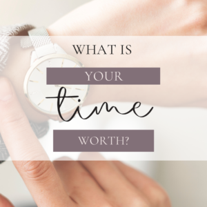 What is time worth