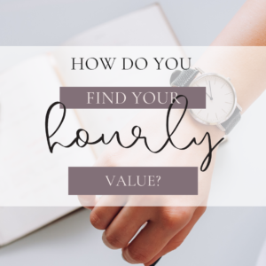 find your hourly value