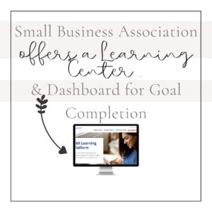 SBA for Women in Business