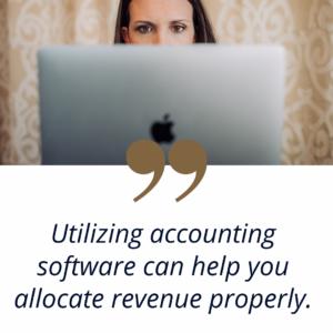 How to Allocate Revenue Properly