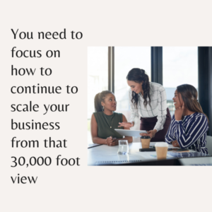 How to Scale A Business as an Entrepreneur